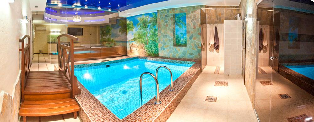 Банные комплексы с бассейном в перми